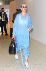 KATY PERRY at JFK Airport in New York 05/23/2017