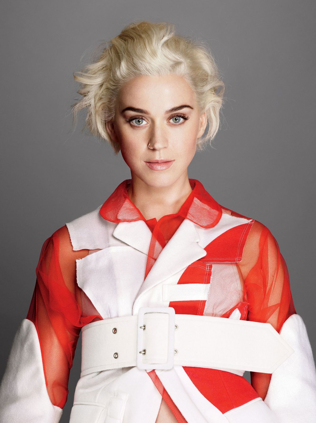 KATY PERRY in Vogue Magazine, May 2017