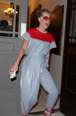 KATY PERRY Leaves Water Rats in London 05/25/2017