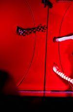 KATY PERRY Performs at MET Gala Concert in New York 05/01/2017