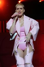 KATY PERRY Performs at Youtube Brandcast 2017 in New York 05/04/2017
