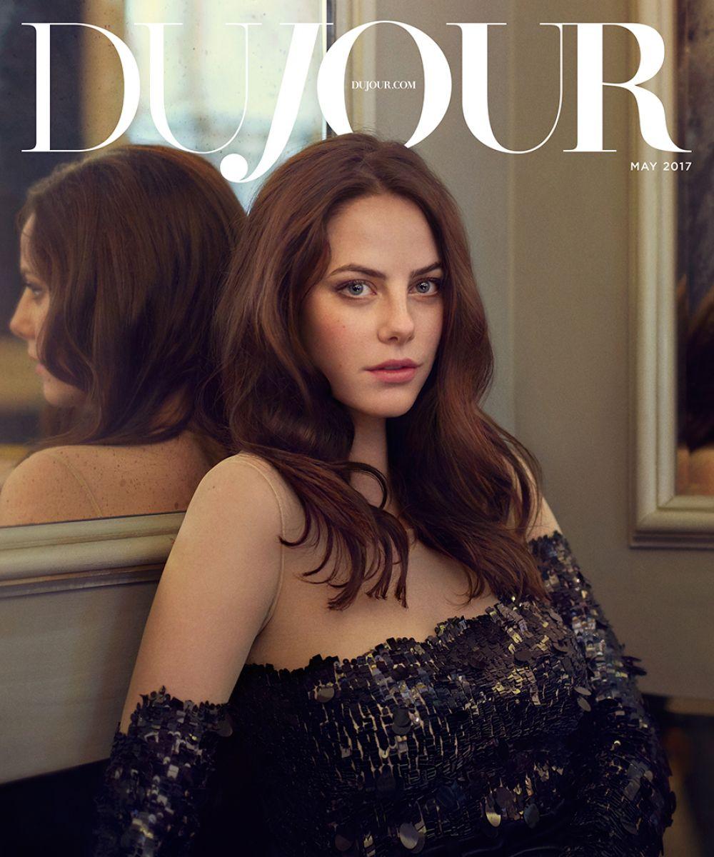 KAYA SCODELARIO in Dujour Magazine, May 2017