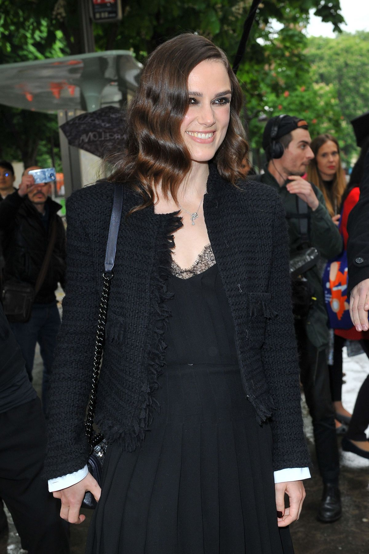KEIRA KNIGHTLEY at Cha...