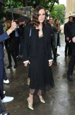 KEIRA KNIGHTLEY at Chanel Cruise 2017/2018 Collection Fashion Show in Paris 05/03/2017