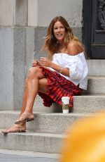 KELLY BENSIMON Out in New York 05/24/2017