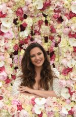 KELLY BROOK at 2017 RHS Chelsea Flower Show in London 05/22/2017