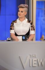 KELLY OSBOURNE at The View 04/25/2017