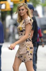 KELLY ROHRBACH Arrives at Her Hotel in New York 05/23/2017