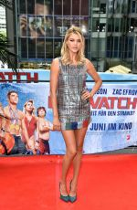 KELLY ROHRBACH at Baywatch Photocall in Berlin 05/30/2017