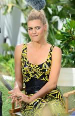 KELLY ROHRBACH at Baywatch Press Junket in Miami 05/13/2017