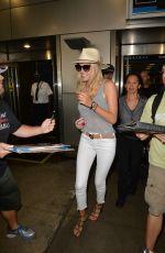 KELLY ROHRBACH at Miami International Airport 05/12/2017