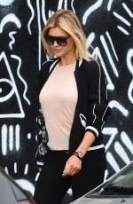 KELLY ROHRBACH Out and About in Los Angeles 05/09/2017