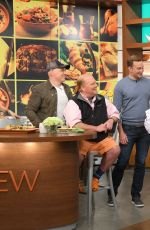 KELLY ROWLAND at The Chew 04/27/2017