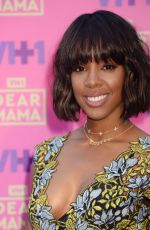 KELLY ROWLAND at VH1 Dear Mama Taping in Los Angeles 05/06/2017