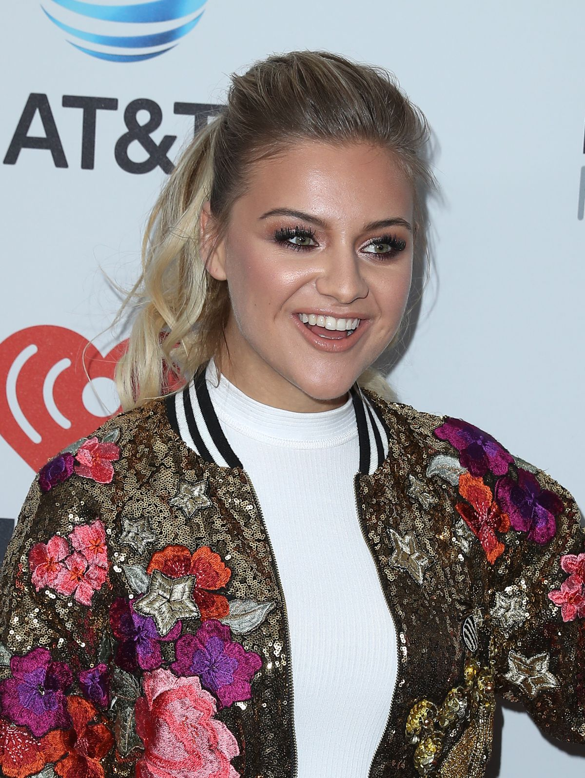 KELSEA BALLERINI at 2017 Iheart Country Festival in Austin 05/06/2017