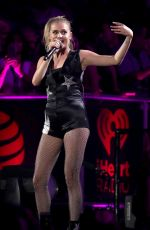 KELSEA BALLERINI Performs at 2017 Iheart Country Festival in Austin 05/06/2017