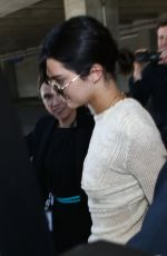 KENDALL JENNER Arrives at Airport in Nice 05/19/2017