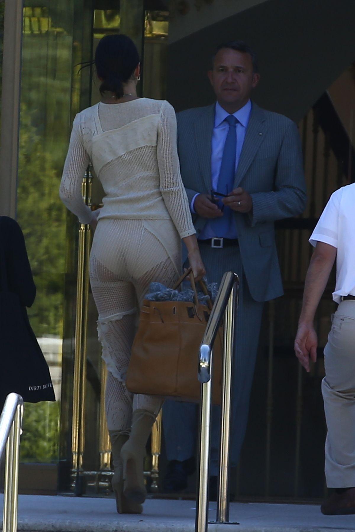 KENDALL JENNER Arrives at Hotel Du Cap Eden Roc in Cannes 05/19/2017