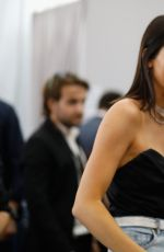 KENDALL JENNER at Fashion for Relief Charity Gala Backstage in Cannes 05/21/2017