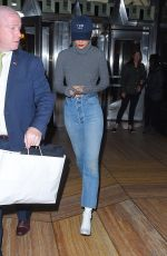 KENDALL JENNER in Denim Out in New York 05/04/2017