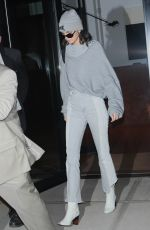 KENDALL JENNER Leaves Her Apartment in New York 05/03/2017