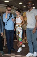 KENDALL JENNER Out and About in Cannes 05/24/2017