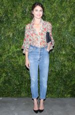 KERI RUSSELL at maisonette.com Launch Dinner Party in New York 05/11/2017