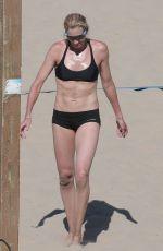 KERRI WALSH JENNINGS in Bikini on the Beach in Los Angeles 05/22/2017
