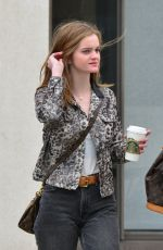 KERRIS DORSEY Out and About in Beverly Hills 05/11/2017