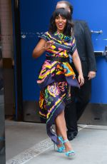 KERRY WASHINGTON Leaves ABC Studios in New York 05/17/2017
