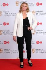 KIM CATTRALL at 2017 British Academy Television Awards in London 05/14/2017