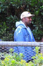 KIM KARDASHIAN and Kanye West at Disnayland in Anaheim 05/23/2017