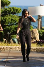 KIM KARDASHIAN and Kanye West Out and About in Malibu 05/23/2017