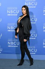 KIM KARDASHIAN at NBC/Universal Upfront in New York 05/15/2017