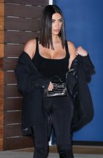 KIM KARDASHIAN Out and About in Beverly Hills 04/29/2017