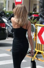 KIMBERLEY GARNER Out and About in Cannes 05/23/2017
