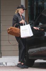 KIMBERLY STEWART Leaves Pressed Juicery in Los Angeles 05/30/2017