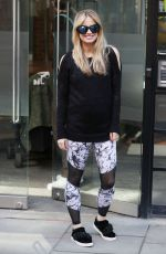KIMBERLY WYATT Out and About in London 05/02/2017