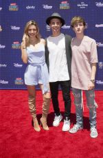 KIRSTEN COLLINS at 2017 Radio Disney Music Awards in Los Angeles 04/29/2017
