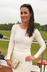 KIRSTY GALLACHER at Audi Polo Challenge at Coworth Park in Ascot 06/06/2017