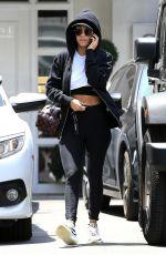 KOURTNEY KARDASHIAN Arrives at Epione in Beverly Hills 05/15/2017