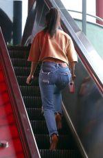 KOURTNEY KARDASHIAN in Ripped Jeans Out in Studio City 05/08/2017