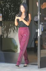 KOURTNEY KARDASHIAN Leaves E! Studios in Los Angeles 05/19/2017