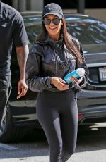 KOURTNEY KARDASHIAN Out and About in Los Angeles 05/30/2017