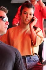 KOURTNEY KARDASHIAN Out for Lunch at Chin Chin in Studio City 05/08/2017