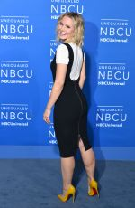 KRISTEN BELL at NBC/Universal Upfront in New York 05/15/2017