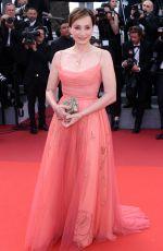 KRISTIN SCOTT THOMAS at Anniversary Soiree at 70th Annual Cannes Film Festival 05/23/2017