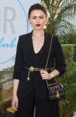 KRISTINA BAZAN at Dior Dinner in Los Angeles 05/10/2017