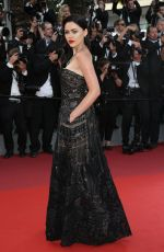 KRISTINA BAZAN at The Killing of a Sacred Deer Premiere at 70th Annual Cannes Film Festival 05/22/2017