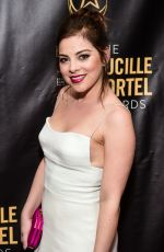 KRYSTA RODRIGUEZ at 32nd Annual Lucille Lortel Awards in New York 05/07/2017